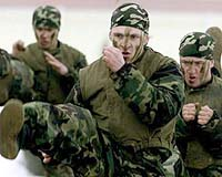 Russian military to be fully rearmed by 2020